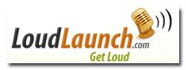 loudlaunch logo