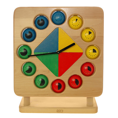 Toy Learning Clock