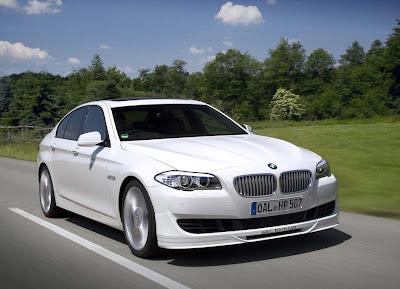 Alpina BMW B5 Bi-Turbo Hot Car News 2011