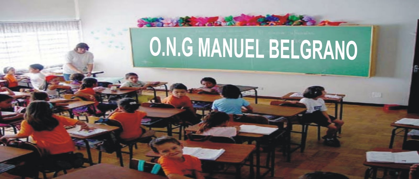 O. N. G.   MANUEL  BELGRANO