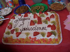 Compleanno IRIDE