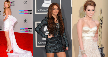 Miley's dress