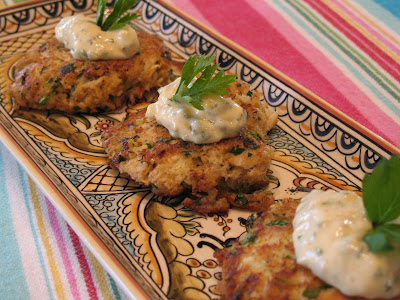 Recipe Crab Cakes Supreme By A Spoonful Of Thyme