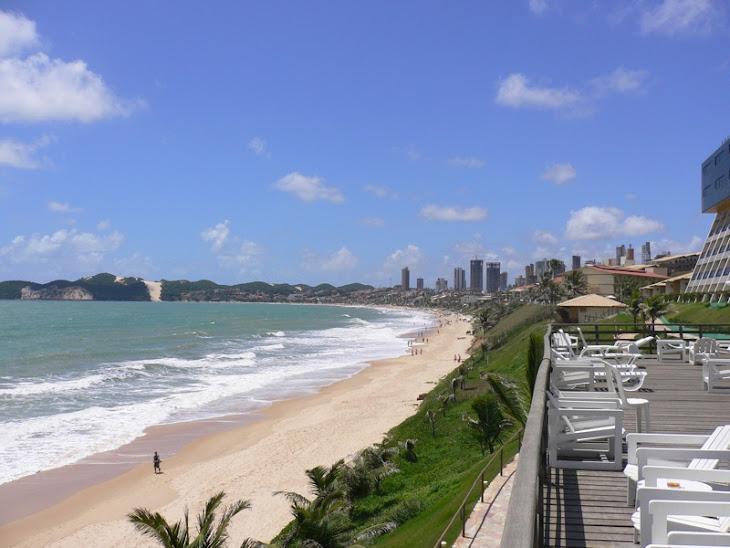Praia de Ponta Negra Natal