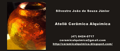 A Cerâmica Alquímica de       Silvestre João de Souza Júnior