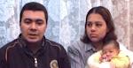 محمد حجازي وزوجته