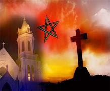 المغرب للمســــ الله ـــــيح له المجد