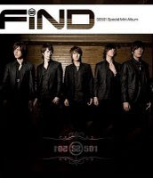 Discografía de SS501. FIND+especial+mini+album+japon