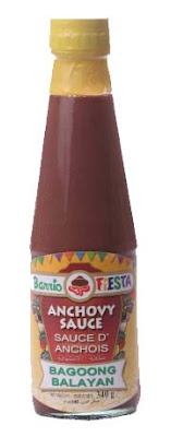 Pinoy Espesyal Barrio Fiesta Bagoong Shrimp Paste Sautee