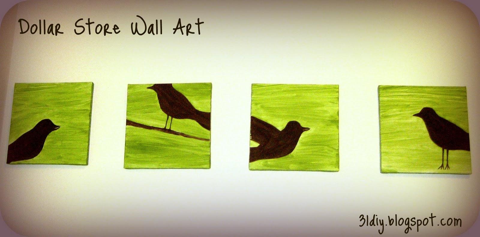 diy dining room wall art. Dollar Store Wall Art  tutorial 31 diy
