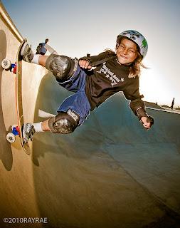Asher Bradshaw, prodigy from Venice Skatepark