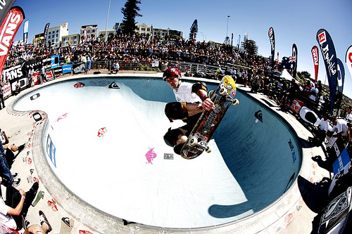 World Cup Skateboarding and Bowl-A-rama announce a 5 year vert event