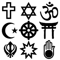 Sitios todas las Religiones
