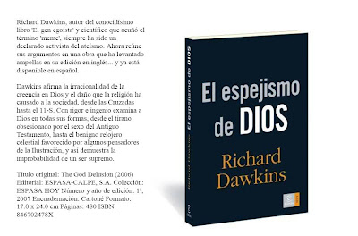 Aprendiz de brujo el espejismo de dios de richard dawkins - El espejismo de dios ...