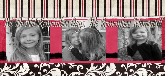 We Do Not Remember Days, We Remember Moments!