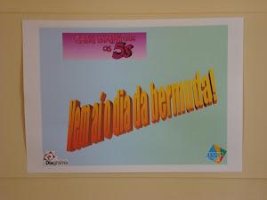 Cartaz do Dia da Bermuda
