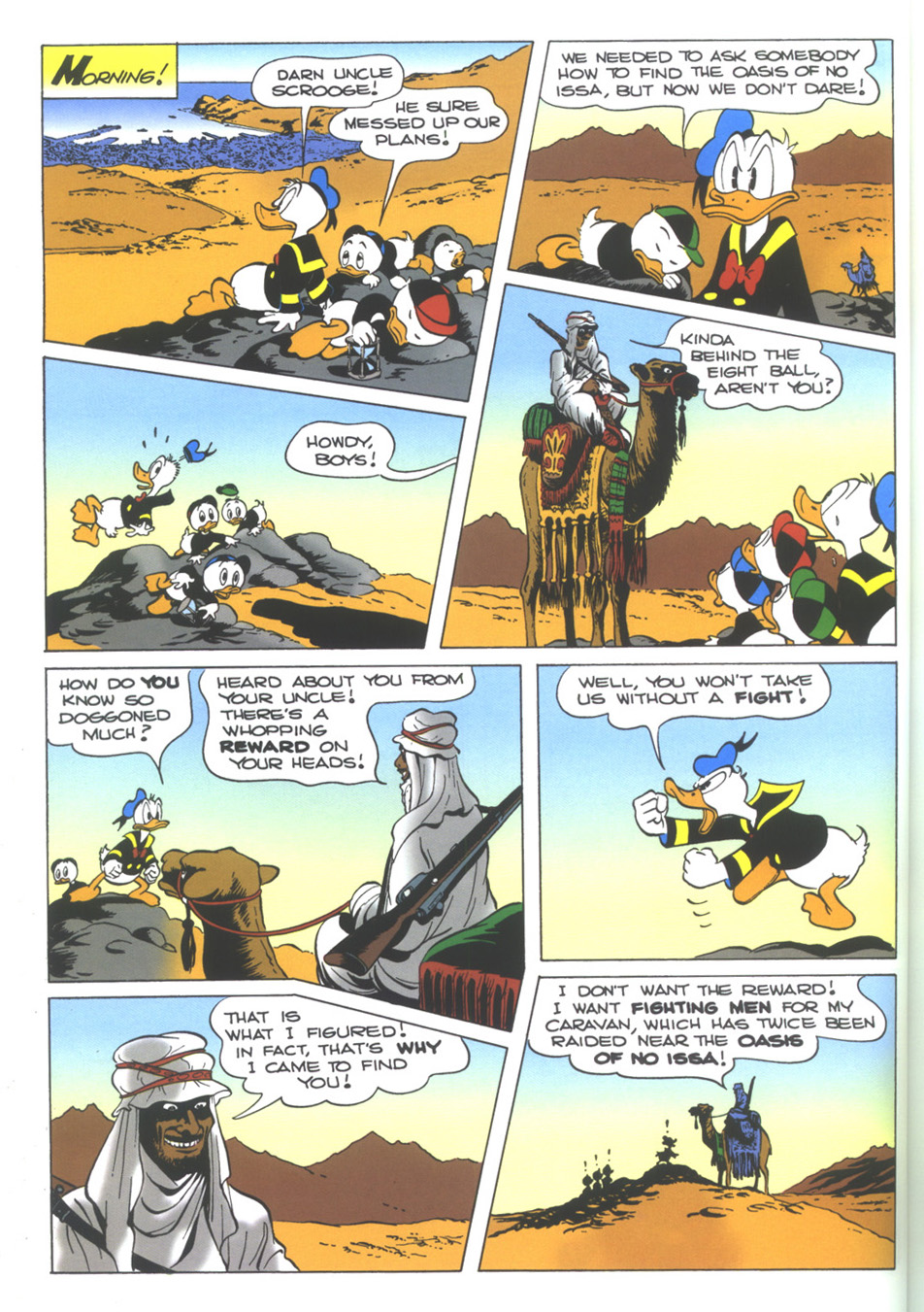 Uncle Scrooge (1953) Issue #341 #341 - English 18