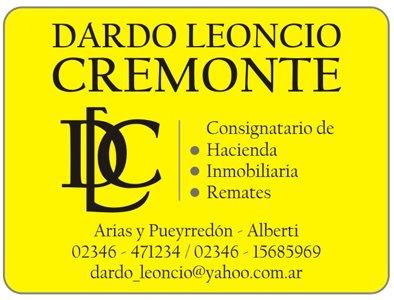 DARDO L. CREMONTE