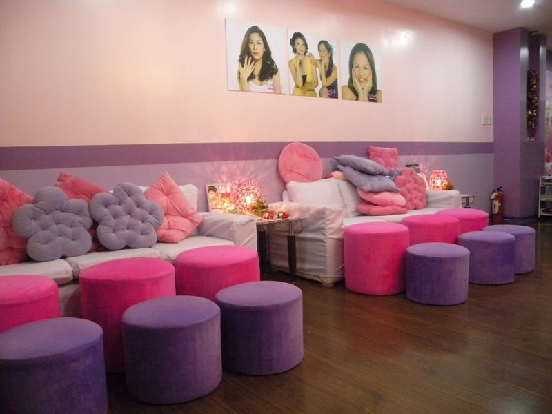 Review Manila: Posh Nails Hand and Foot Spa: Bring out the \