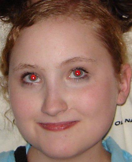 photoshop skillz  red eye