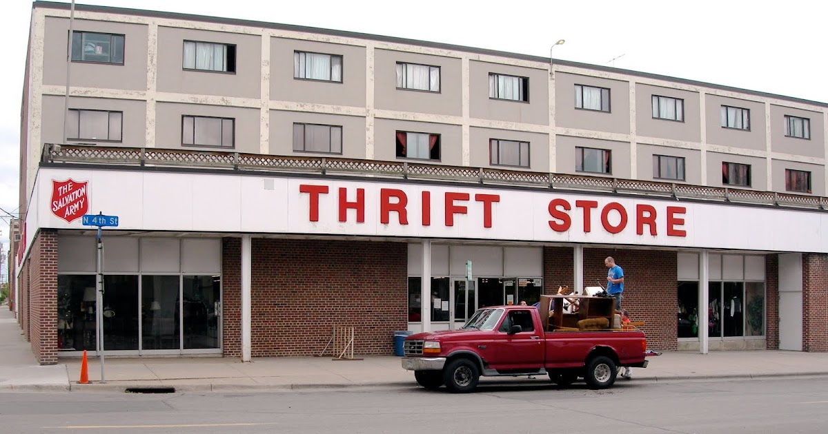 """Wendell s Thriftblog The Downtown Salvation Army """"Tar"""