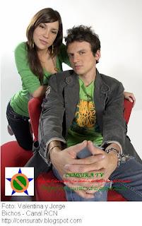 Bichos RCN - Valentina y Jorge