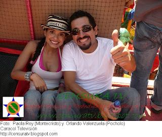 Paola Rey y Orlando Valenzuela 'Carnaval de Barranquilla'