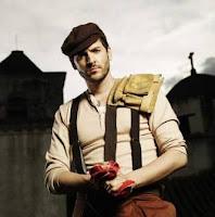 Rodrigo Candamil es Francisco en 'La Pasión Según Nuestros Días'