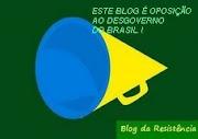SÍMBOLO DE OPOSIÇÃO AOS DESMANDOS