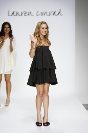 Lauren Conrad Fashion 2009. Lauren Conrad Reveals A New