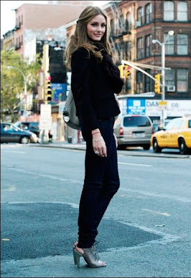Olivia Palermo Dishes with Model1 on Her Style and Return to TV!