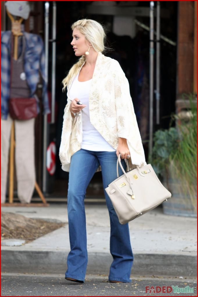 heidi montag 2011 news. Heidi Montag: Out Shopping in