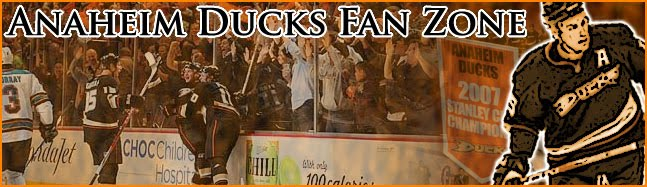 Anaheim Ducks Fan Zone