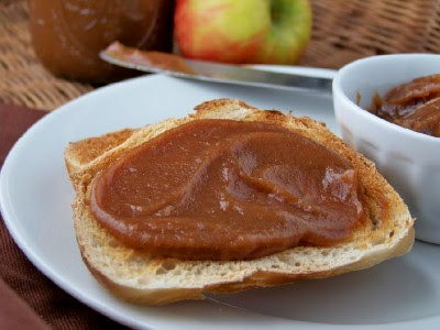 The Galley Gourmet: Homemade Apple Butter