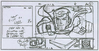 Storyboard artist action adventure superhero animation