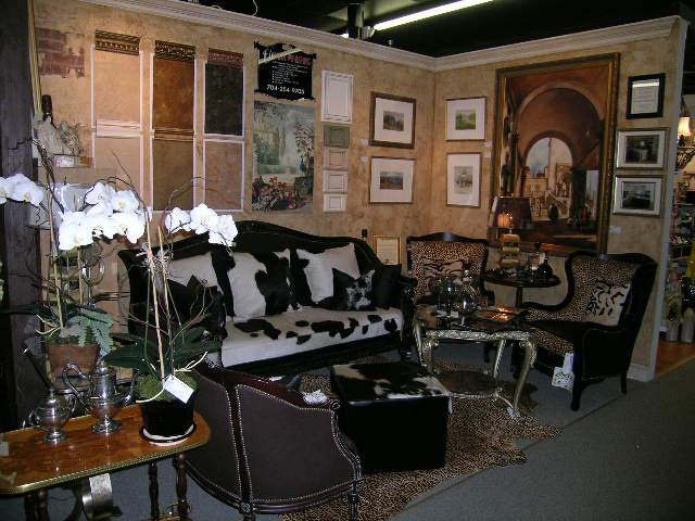 Dumitru Iancu - Faux Finishes Master: Show Room at Black ...