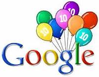 Ten Years of Google