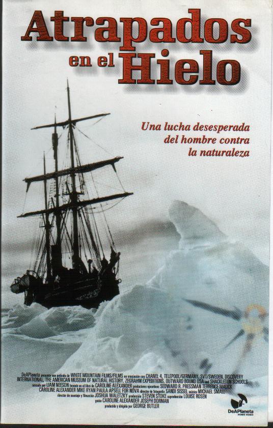 Atrapados en el hielo - Caroline Alexander   Libros Gratis