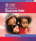 NAMC montessori classroom summer time planning preschool classroom guide