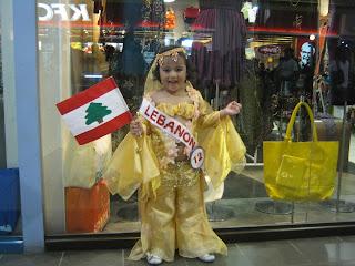 Mikaela Alexis Radaza - Miss Lebanon