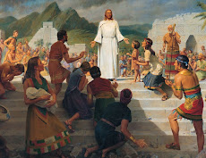 Jesus Teaching the Book of Mormon People