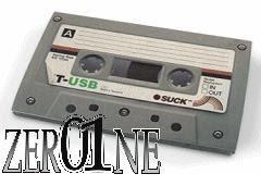 ريترو شريط لأغاني الميكس بمشغل USB -مجلة زيرون