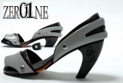 أحذية بكعب متمدد - مجلة زيرون