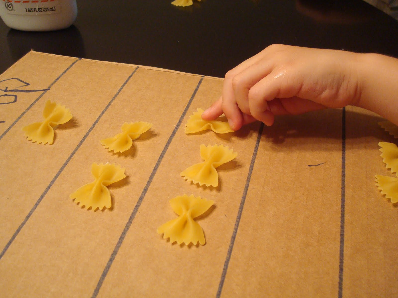 Image result for counting pasta