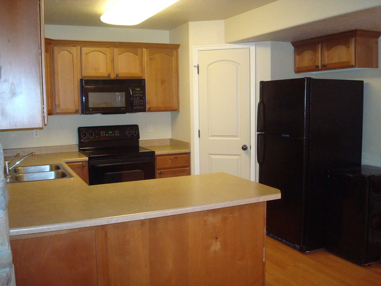 My family prepared maximize your pantry - Corner kitchen pantry ...