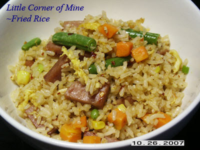 fried rice fried rice everybody loves a good fried rice on my lazy ...