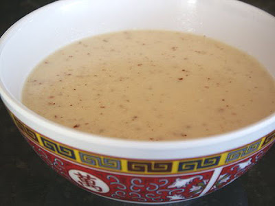 Little Corner of Mine: Chinese Peanut Soup Dessert (花生糊)