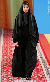 Arabic Fashion Show In Iran