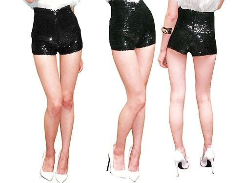 Super Short Shorts Trend of Super Short Shorts is