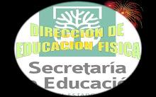 PÁGINA DE LA DIRECCIÓN DE EDUCACIÓN FÍSICA